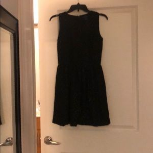 French Connection short black dress size 0